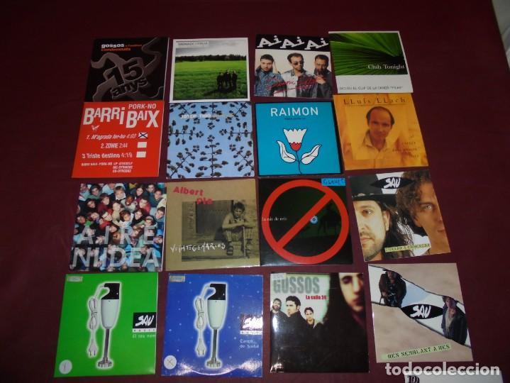 CDs de Música: magnifcos 63 CDs singles de rock catala - Foto 2 - 176907863
