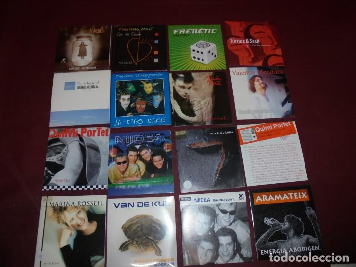 CDs de Música: magnifcos 63 CDs singles de rock catala - Foto 3 - 176907863