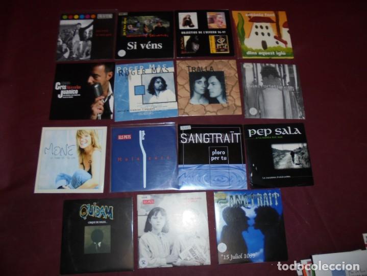 CDs de Música: magnifcos 63 CDs singles de rock catala - Foto 4 - 176907863