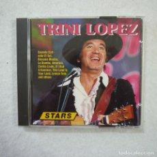 CDs de Música: TRINI LOPEZ - CD 1993 . Lote 153981026