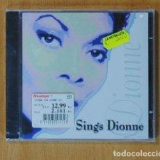 CDs de Música: DIONNE WARWICK - SINGS DIONNE - CD. Lote 153985269
