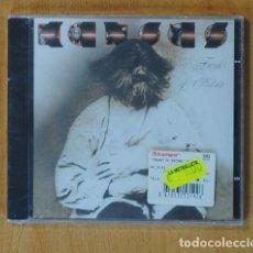 CDs de Música: KANSAS - FREAKS OF NATURE - CD. Lote 153985818