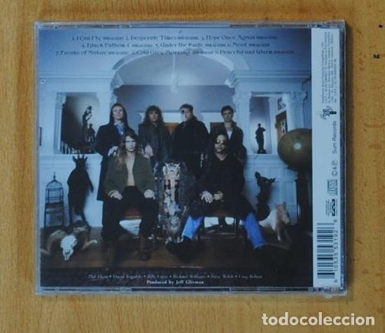 CDs de Música: KANSAS - FREAKS OF NATURE - CD - Foto 2 - 153985818
