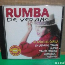 CDs de Música: RUMBA DE VERANO 2001 CD ALBUM PEPETO. Lote 154031762