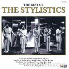 CDs de Música: THE STYLISTICS - THE BEST OF THE STYLISTICS (CD, COMP) LABEL:SPECTRUM MUSIC (2) CAT#: 551 114-2 . Lote 154033210