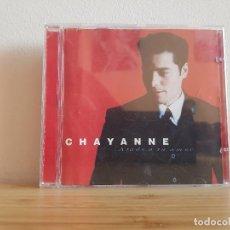 CDs de Música: CHAYANNE - ATADO A TU AMOR (CD 1998). Lote 154040546