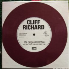 CDs de Música: CLIFF RICHARD THE SINGLES COLLECTION. Lote 154137745