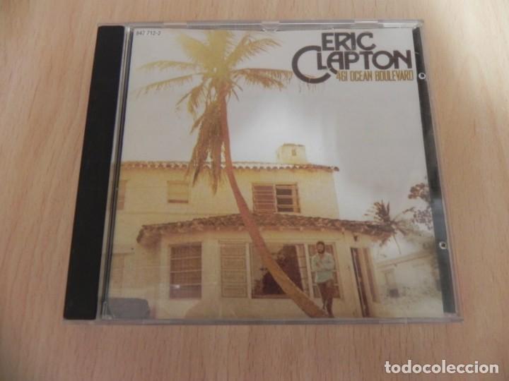 ERIC CLAPTON - 461 OCEAN BOULEVARD - CD (Música - CD's Rock)