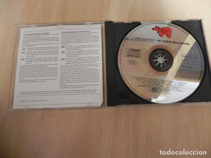 CDs de Música: ERIC CLAPTON - 461 OCEAN BOULEVARD - CD - Foto 2 - 154162810