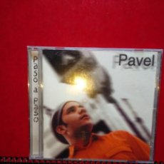CDs de Música: CD PAVEL NUÑEZ : PASO A PASO ( SANTO DOMINGO, REP. DOMINICANA SOUND ). Lote 154171894