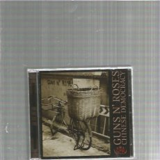 CDs de Música: GUNS ROSES CHINESE. Lote 154237666