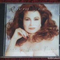 CDs de Música: ROCIO JURADO (COMO LAS ALAS AL VIENTO) CD 1993. Lote 154253678