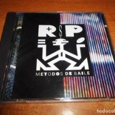 CDs de Música: R.S.P. METODOS DE BAILE CD ALBUM 1990 RAFA SANCHEZ LA UNION AZUCAR MORENO LOS NIKIS MUY RARO EN CD. Lote 154254602