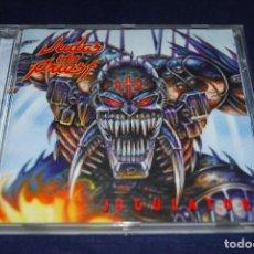 CDs de Música: JUDAS PRIEST JUGULATOR. Lote 154314454