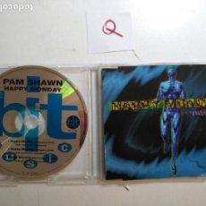 CDs de Música: CD SINGLE 3 TEMAS PAM SHAWN HAPPY MONDAY . BIT 1996 DIVUCSA EURODANCE DESTROY EXTENDANCE. Lote 154315102
