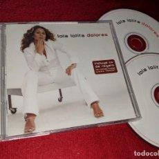 CDs de Música: LOLITA LOLA LOLITA DOLORES 2CD 2002 . Lote 154325910