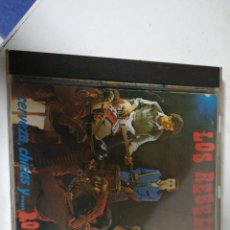 CDs de Música: CD LOS REBELDES. CERVEZAS, CHICAS Y ROCKABILLY. Lote 154417873