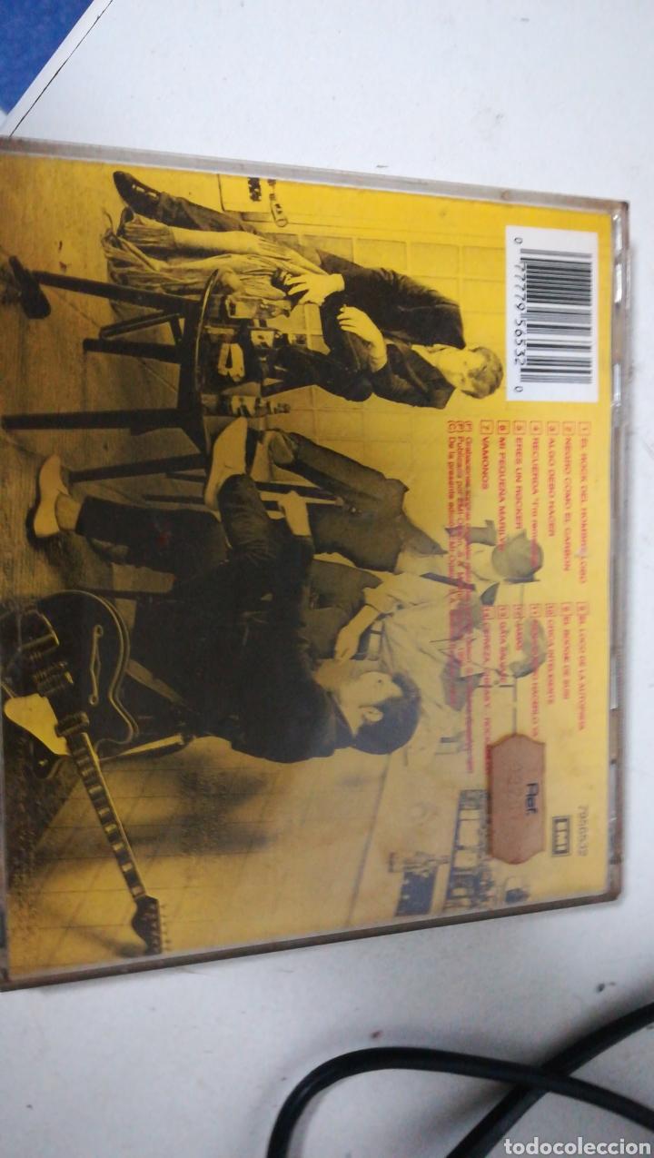 CDs de Música: CD los rebeldes. Cervezas, chicas y rockabilly - Foto 2 - 154417873