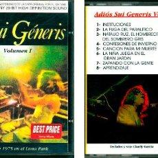 CD di Musica: CD MUSICA ADIOS SUI GÉNERIS VOLUMEN L. Lote 154430614