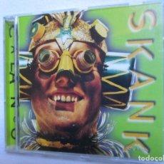 CDs de Música: SKANK CD- TITULO CALANGO- 11 TEMAS QUE PODRAS VER EN LAS FOTOS ADICIONALES- ORIGINAL DEL 95- NUEVO. Lote 154437482