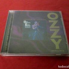 CDs de Música: OZZY OSBOURNE - RANDY RHOADS TRIBUTE - CD EPIC 1995 - 481516-2. Lote 154437734