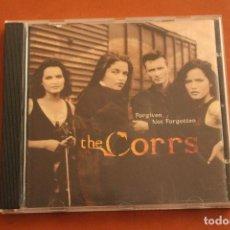 CDs de Música: THE CORRS - FORGIVEN, NOT FORGOTTEN. Lote 154439766