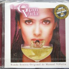 CDs de Música: LA GRAN VIDA - BSO - MANUEL VILLALTA. Lote 154455458