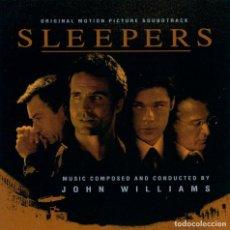 CDs de Música: SLEEPERS / JOHN WILLIAMS CD BSO. Lote 174149694