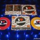 CDs de Música: I LOVE HOUSE ( VOL. II ) - 2 CD - MXCD 1594 (CB) CTV - BLANCO Y NEGRO - PLANET FUNK - DAVID MORALES. Lote 154490550