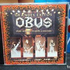 CDs de Música: OBUS - GRANDES EXITOS BUEN ESTADO. Lote 154505610