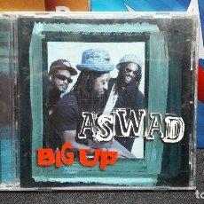 CDs de Música: ASWAD - BIG UP . Lote 154506618