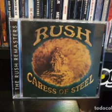 CDs de Música: RUSH - CARESS OF STEEL. Lote 154508422