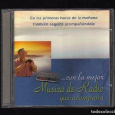 CDs de Música: PRITOR 80 MG. PRESENTA LOS MEJORES ÉXITOS EN ... MÚSICA DE RADIO QUE ACOMPAÑA (BANDAS SONORAS). Lote 154522342