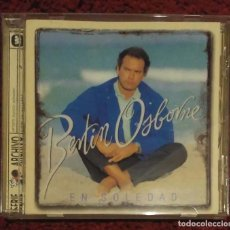 CDs de Música: BERTIN OSBORNE (EN SOLEDAD) CD 2002 SERIE ARCHIVO. Lote 154529762