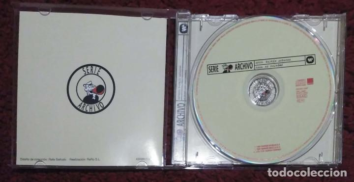 CDs de Música: BERTIN OSBORNE (EN SOLEDAD) CD 2002 Serie Archivo - Foto 3 - 154529762