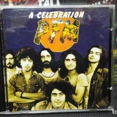 CDs de Música: PFM A CELEBRATION LIVE 2 CD´S BUEN ESTADO. Lote 154539098