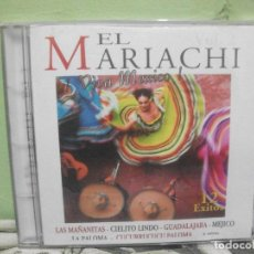 CDs de Música: EL MARIACHI VIVA MEXICO 12 EXITOS CD ALBUM VOL 2 PEPETO. Lote 154550570