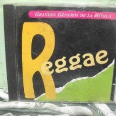 CDs de Música: GRANDES GENEROS DE LA MUSICA REGGAE 11 TRACK CD ALBUM . Lote 154555498