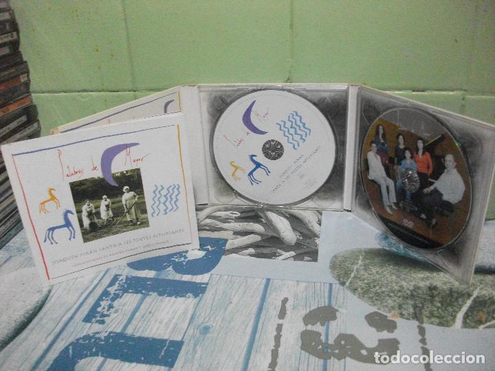 CDs de Música: JOAQUIN PIXAN CANTA A LES POETES ASTURIANES / PALABRES DE MUYER CD+ DVD ASTURIAS PEPETO - Foto 2 - 154557318