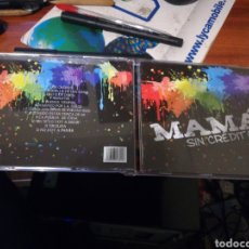 CD de Música: MAMÁ CD SIN CRÉDITO 2013. Lote 154558417