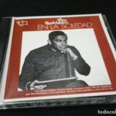 CDs de Música: TITO RODRIGUEZ – EN LA SOLEDAD CD. Lote 154558742