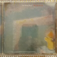 CDs de Música: PET SHOP BOYS - DISCO. Lote 154558873