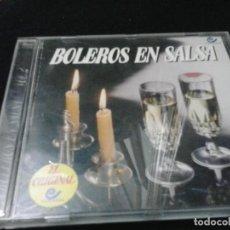 CDs de Música: BOLEROS EN SALSA VOL. 2 CD. Lote 154559434
