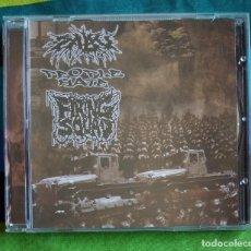 CDs de Música: SABU / PEOPLE HATE / FIRING SQUAD - SPLIT CD - GRINDCORE. Lote 154568902