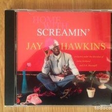 CDs de Música: SCREAMIN' JAY HAWKINS: AT HOME (11 BONUS TRACKS). Lote 154582326