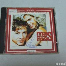 CDs de Música: MÁS Y MÁS SIGUE BAILANDO CD. Lote 154598806