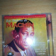 CDs de Música: LOS BOLEROS DE ANTONIO MACHIN. Lote 154627376