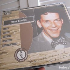 CDs de Música: FRANK SINATRA ‎– THE NATURAL COLLECTION 2 CDS-1996. Lote 154649414