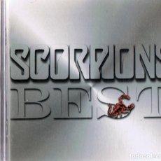 CDs de Música: SCORPIONS BEST (CD). Lote 154650990
