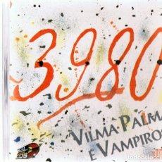CDs de Musique: VILMA PALMA E VAMPIROS 3980 (CD). Lote 154655978